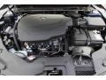 Acura TLX V6 Technology Sedan Fathom Blue Pearl photo #10