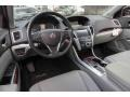 Acura TLX V6 Technology Sedan Fathom Blue Pearl photo #13