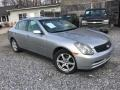 Infiniti G 35 x Sedan Brilliant Silver Metallic photo #1