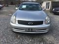 Infiniti G 35 x Sedan Brilliant Silver Metallic photo #9