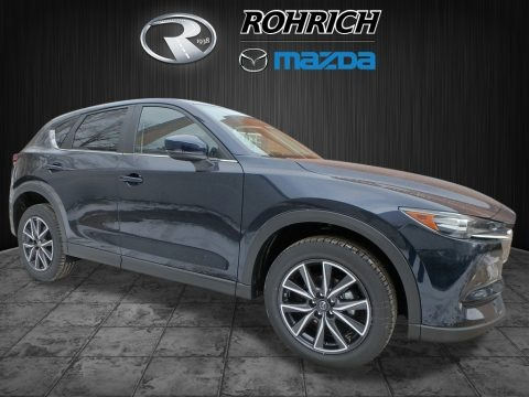 Eternal Blue Metallic 2018 Mazda CX-5 Touring AWD