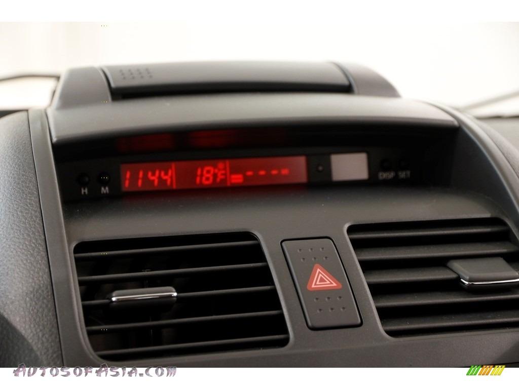 2009 SX4 Crossover Touring AWD - Sunlight Copper Metallic / Black photo #10