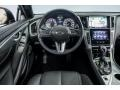 Infiniti Q60 3.0t Premium Coupe Midnight Black photo #4