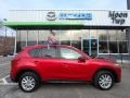 Mazda CX-5 Touring AWD Soul Red Metallic photo #1