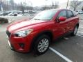 Mazda CX-5 Touring AWD Soul Red Metallic photo #6