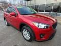 Mazda CX-5 Touring AWD Soul Red Metallic photo #8