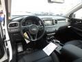 Kia Sorento EX V6 AWD Snow White Pearl photo #11