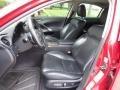 Lexus IS 250 F Sport Matador Red Mica photo #3