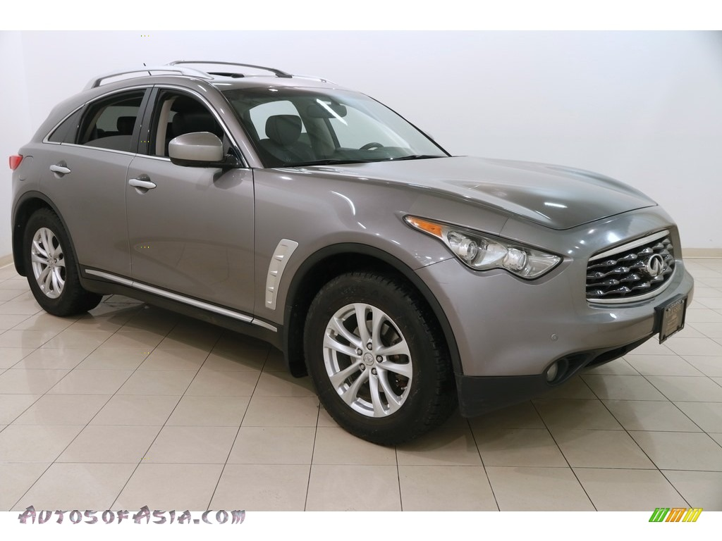 2010 FX 35 AWD - Platinum Graphite / Graphite photo #1