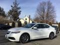 Acura TLX V6 Sedan Bellanova White Pearl photo #7