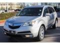 Acura MDX Technology Palladium Metallic photo #3