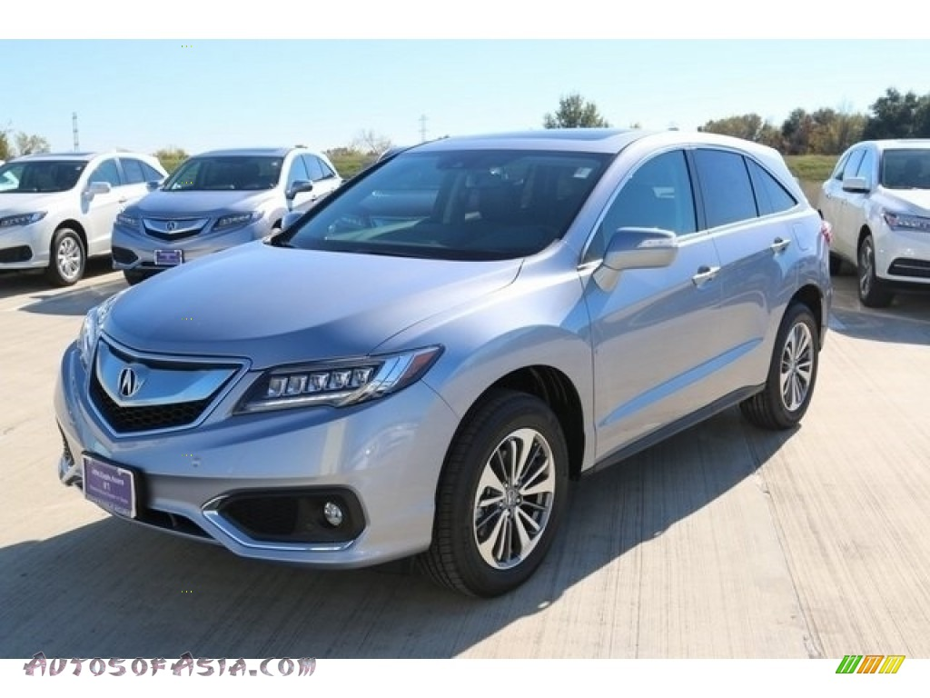 2018 RDX FWD Advance - Lunar Silver Metallic / Ebony photo #3