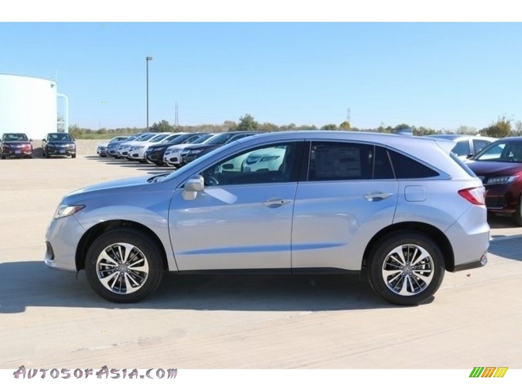 2018 RDX FWD Advance - Lunar Silver Metallic / Ebony photo #4