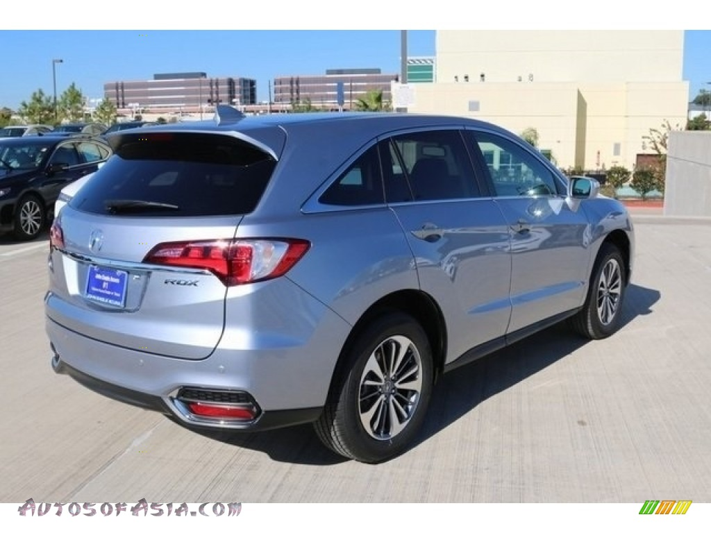 2018 RDX FWD Advance - Lunar Silver Metallic / Ebony photo #7