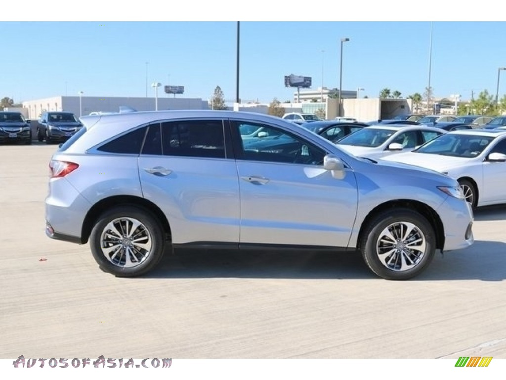 2018 RDX FWD Advance - Lunar Silver Metallic / Ebony photo #8