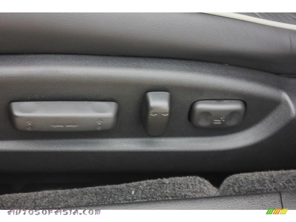 2018 TLX V6 Technology Sedan - Bellanova White Pearl / Ebony photo #13