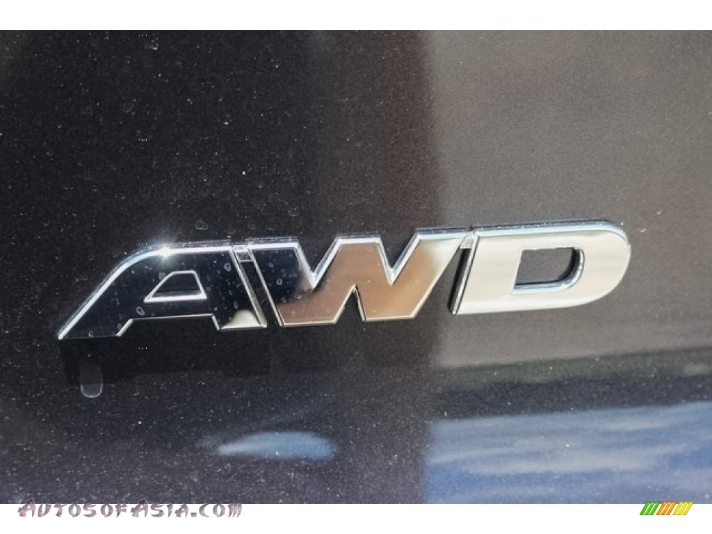 2018 RDX AWD Advance - Modern Steel Metallic / Ebony photo #22