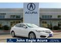Acura ILX Premium Bellanova White Pearl photo #1