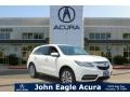 Acura MDX Technology White Diamond Pearl photo #1