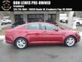 Kia Optima EX Remington Red photo #1