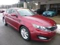 Kia Optima EX Remington Red photo #3