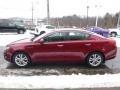 Kia Optima EX Remington Red photo #6