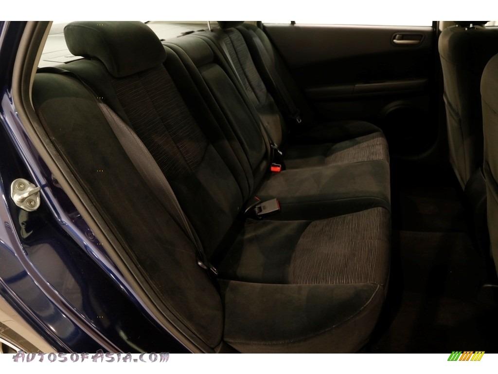 2010 MAZDA6 i Sport Sedan - Kona Blue Mica / Black photo #17