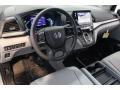 Honda Odyssey EX-L Lunar Silver Metallic photo #13