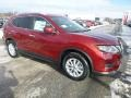 Nissan Rogue SV AWD Scarlet Ember photo #1