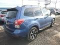 Subaru Forester 2.5i Premium Quartz Blue Pearl photo #4
