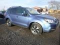Subaru Forester 2.5i Premium Quartz Blue Pearl photo #1