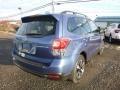 Subaru Forester 2.5i Premium Quartz Blue Pearl photo #8