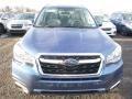 Subaru Forester 2.5i Premium Quartz Blue Pearl photo #12