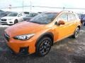 Subaru Crosstrek 2.0i Premium Sunshine Orange photo #7