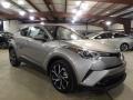 Toyota C-HR XLE Silver Knockout Metallic photo #1
