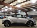 Toyota C-HR XLE Silver Knockout Metallic photo #2