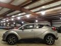 Toyota C-HR XLE Silver Knockout Metallic photo #3