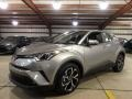 Toyota C-HR XLE Silver Knockout Metallic photo #4