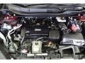 Honda CR-V LX AWD Basque Red Pearl II photo #27