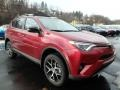 Toyota RAV4 SE AWD Ruby Flare Pearl photo #1