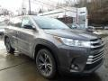 Toyota Highlander LE AWD Predawn Gray Mica photo #1