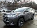 Toyota Highlander LE AWD Predawn Gray Mica photo #4