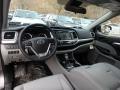 Toyota Highlander LE AWD Predawn Gray Mica photo #9