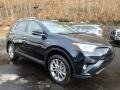 Toyota RAV4 Limited AWD Hybrid Galactic Aqua Mica photo #1