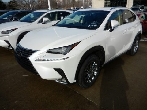 Eminent White Pearl 2018 Lexus NX 300