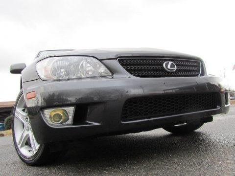 Thundercloud Metallic 2003 Lexus IS 300 Sedan