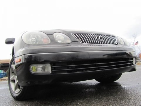 Black Onyx 2003 Lexus GS 300