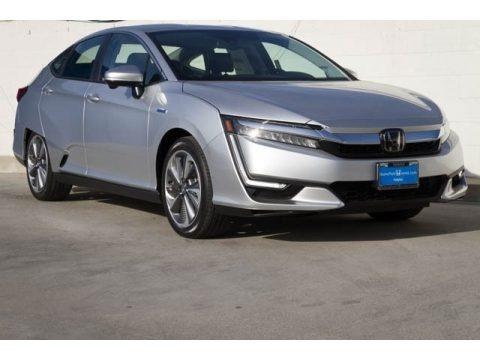 Solar Silver Metallic 2018 Honda Clarity Touring Plug In Hybrid