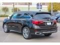 Acura MDX AWD Crystal Black Pearl photo #5