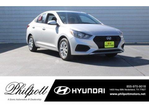 Olympus Silver 2018 Hyundai Accent SE